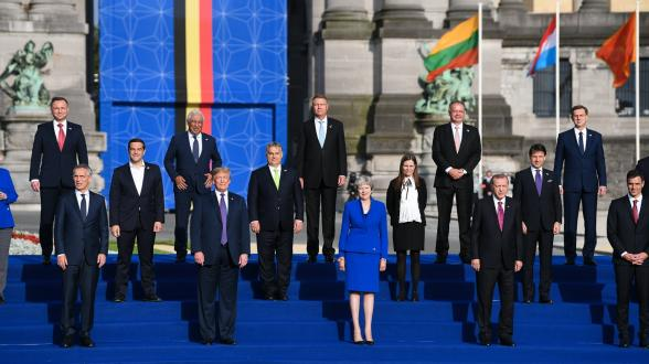 Iohannis At Nato Summit Attention We Want To Grant Black Sea Important For Us